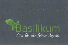 Basilikum cooking